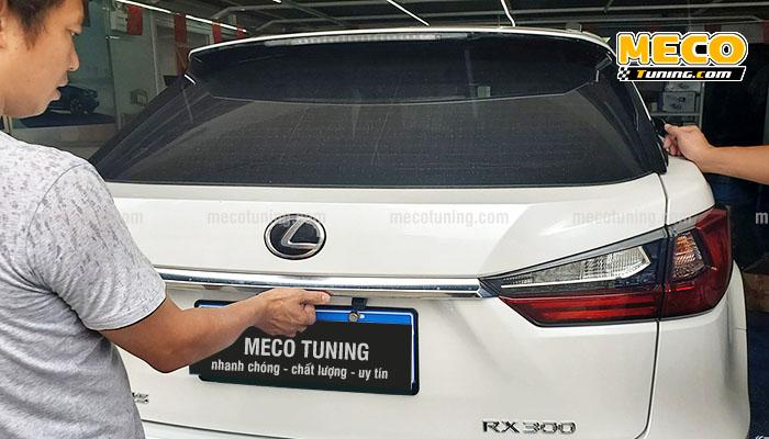 mecotuning độ cốp điện ô tô tự động chuyên nghiệp
