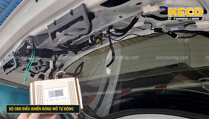 obd điều khiển đống mở cốp điện tự động ô tô