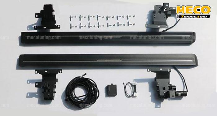 Bộ bệ bước điện mercedes gls 400
