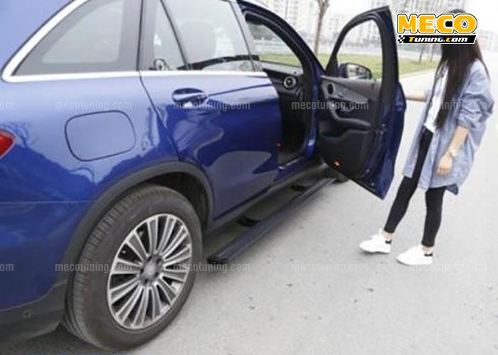 Bệ bậc tự động Mercedes GLC 300